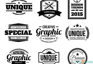 I will design 3 professional business logo design free vector files